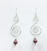 Beginner Wirework Jewellery Making Class, Earrings, Saturday 14th July 2018 10.30am - 12pm